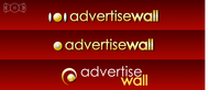 Advertisewall.com Logo - Entry #7