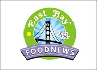 East Bay Foodnews Logo - Entry #51