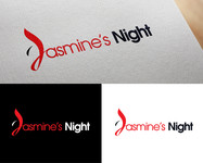 Jasmine's Night Logo - Entry #236