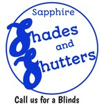 Sapphire Shades and Shutters Logo - Entry #205