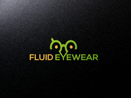 FLUID EYEWEAR Logo - Entry #37