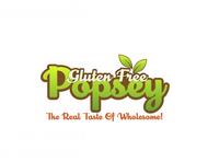gluten free popsey  Logo - Entry #176