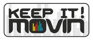 Keep It Movin Logo - Entry #190