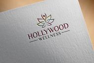Hollywood Wellness Logo - Entry #178