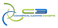 Commercial Cleaning Concepts Logo - Entry #21