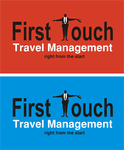 First Touch Travel Management Logo - Entry #13