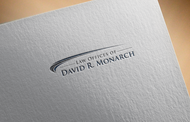 Law Offices of David R. Monarch Logo - Entry #167