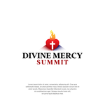 Divine Mercy Summit Logo - Entry #58