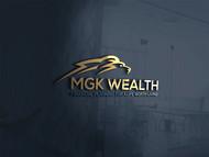 MGK Wealth Logo - Entry #303
