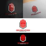 Revolution Fence Co. Logo - Entry #376