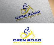 "Open Road Wealth Services, LLC  (The ""LLC"" can be dropped for design purposes.) Logo - Entry #41"