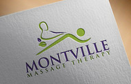 Montville Massage Therapy Logo - Entry #175