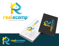 New nationwide real estate and community website Logo - Entry #103
