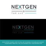 NextGen Accounting & Tax LLC Logo - Entry #464
