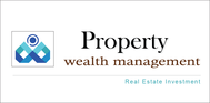Property Wealth Management Logo - Entry #180