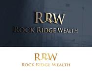 Rock Ridge Wealth Logo - Entry #261