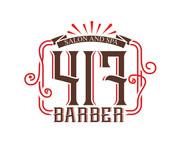 417 Barber Logo - Entry #42