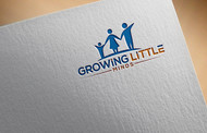 Growing Little Minds Early Learning Center or Growing Little Minds Logo - Entry #31
