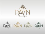 Either Midtown Pawn Boutique or just Pawn Boutique Logo - Entry #61