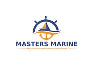 Masters Marine Logo - Entry #62