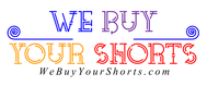 We Buy Your Shorts Logo - Entry #64