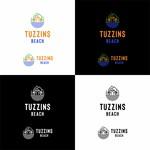 Tuzzins Beach Logo - Entry #52