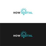 How Digital Logo - Entry #119