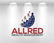 ALLRED WEALTH MANAGEMENT Logo - Entry #390