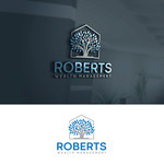 Roberts Wealth Management Logo - Entry #208