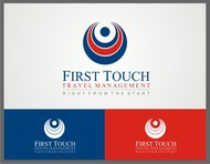 First Touch Travel Management Logo - Entry #112