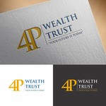 4P Wealth Trust Logo - Entry #291