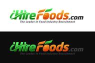 iHireFood.com Logo - Entry #80