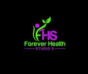 Forever Health Studio's Logo - Entry #54
