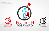 Flourish Forward Logo - Entry #5