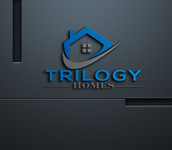 TRILOGY HOMES Logo - Entry #181