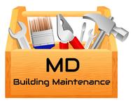 MD Building Maintenance Logo - Entry #155