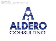 Aldero Consulting Logo - Entry #90
