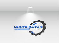 Leah's auto & nail lounge Logo - Entry #147