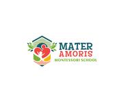 Mater Amoris Montessori School Logo - Entry #323