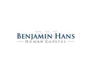 Benjamin Hans Human Capital Logo - Entry #60