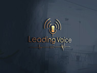 Leading Voice, LLC. Logo - Entry #52