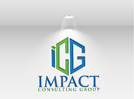 Impact Consulting Group Logo - Entry #115