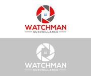 Watchman Surveillance Logo - Entry #158