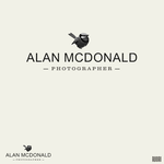 Alan McDonald - Photographer Logo - Entry #141