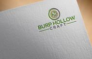Burp Hollow Craft  Logo - Entry #140
