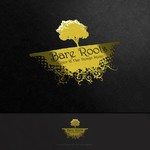 Bare Roots Color & Hair Design Studio Logo - Entry #2