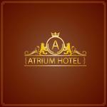 Atrium Hotel Logo - Entry #124