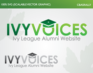 Logo for Ivy Voices - Entry #25