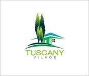 Tuscany Village Logo - Entry #1