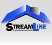 STREAMLINE building & carpentry Logo - Entry #5